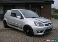 2004 - 54 FORD FIESTA 1.4 TDCI   ( Fully Loaded ST Van ) for Sale