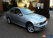 1999 BMW 535I AUTO SILVER for Sale