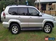 Toyota Prado 2009 Silver GXL for Sale