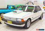 Classic 1981 Ford Falcon XD GL White Automatic 3sp A Sedan for Sale