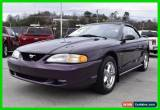 Classic 1996 Ford Mustang GT for Sale