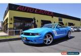 Classic 2010 Ford Mustang GT Convertible 2-Door for Sale