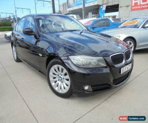 Classic 2008 BMW 320D E90 MY09 Executive Black Automatic 6sp A Sedan for Sale
