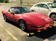 1991 Chevrolet Corvette Base Hatchback 2-Door for Sale