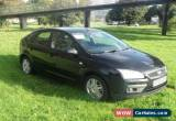 Classic Ford Focus 2.0 Ghia Automatic Hatchback for Sale