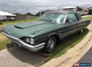 1965 Ford Thunderbird - not mustang falcon fairlane galaxie chev camaro monaro for Sale