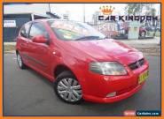 2006 Holden Barina TK Automatic 4sp A Hatchback for Sale