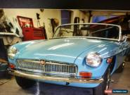 1972 MG MGB MGB Mark III for Sale