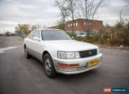 Toyota: Celsior Known as Lexus LS400 in North America for Sale