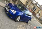 Classic 2007 VOLKSWAGEN GOLF R32 S-A BLUE for Sale