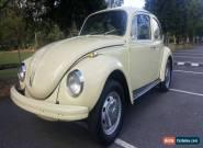 Volkswagen Beetle VW Super Beetle 1600 Bug Cruiser Kombi Twin Port Classic 1971 for Sale