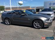 2013 Ford Mustang GT Convertible 2-Door for Sale