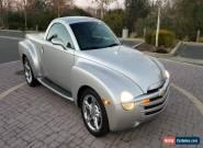 2006 Chevrolet SSR Convertible Pickup 2-Door for Sale