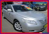 Classic 2006 Toyota Camry ACV40R Ateva Silver Automatic 5sp A Sedan for Sale