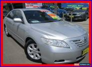 2006 Toyota Camry ACV40R Ateva Silver Automatic 5sp A Sedan for Sale