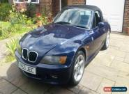 1998 BMW Z3 1.8L Manual Soft-top for Sale