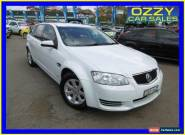 2012 Holden Commodore VE II MY12 Omega White Automatic 6sp Automatic for Sale