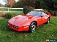 1985 Chevrolet Corvette Base Hatchback 2-Door for Sale
