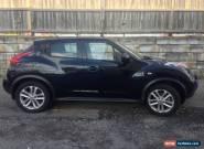 Nissan: Juke SV for Sale