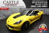 Classic 2015 Chevrolet Corvette Stingray Coupe 2-Door for Sale