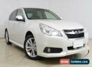 2012 Subaru Liberty AWD Wagon White Pearl Lineartronic  for Sale