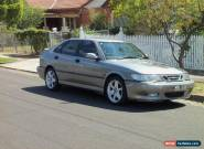 SAAB 9-3 AERO 2002 Auto Drives Well Nice Condition Grab A Collectable AERO  for Sale