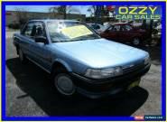 1990 Toyota Camry SV21 CS Blue Automatic 4sp A Sedan for Sale