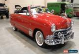 Classic 1951 Ford Other CONVERTIBLE DELUXE for Sale