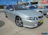 2002 Holden Commodore VY SS Silver Manual 6sp M Sedan for Sale