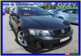 Classic 2008 Holden Commodore VE SS Black Manual 6sp M Utility for Sale