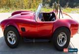 Classic 2006 Shelby AC Cobra AC Shelby for Sale
