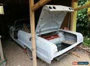 1966 Chevrolet Impala 2 door convertible for Sale