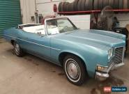 PONTIAC 1971 CATALINA CONVERTIBLE ORIGINAL CONDITION  for Sale