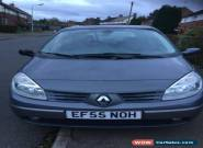 2006 RENAULT SCENIC DYNAMIQUE VVT AUTOMATIC GREY 9 MONTHS mot REPAIR/SPARES for Sale
