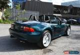 Classic 1998 BMW M Roadster & Coupe BMW Z3M Roadster 1 of 75 for Sale