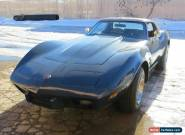 1975 Chevrolet Corvette Stingray Coupe 2-Door for Sale