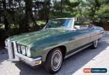 Classic Pontiac: Catalina Convertible for Sale
