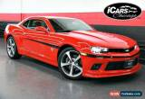 Classic 2015 Chevrolet Camaro SS Coupe 2-Door for Sale