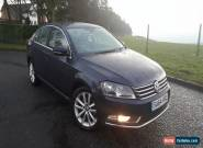 2014 64 REG VOLKSWAGEN PASSAT 2.0 TDI EXECUTIVE DAMAGED REPAIRED SALVAGE CAT D. for Sale