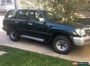 1999 Toyota landcruiser 1hz diesel for Sale