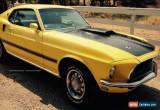 Classic 1969 Ford Mustang Base Hardtop 2-Door for Sale