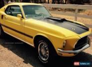 1969 Ford Mustang Base Hardtop 2-Door for Sale