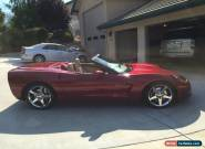 2007 Chevrolet Corvette Base Convertible 2-Door for Sale