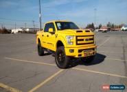 2016 Ford F-150 Lariat Crew Cab Pickup 4-Door for Sale