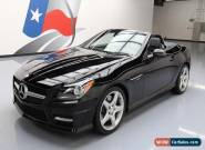 2012 Mercedes-Benz SLK-Class Base Convertible 2-Door for Sale