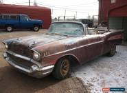 1957 Chevrolet Bel Air/150/210 Convertible  for Sale