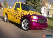 GMC : Sierra 1500 SLE CUSTOM for Sale