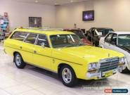 1977 Chrysler Valiant CL SE Yellow Twist Automatic 3sp A Wagon for Sale