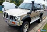 Classic 1996 Toyota Hilux SR5 Dual cab 4x4 for Sale
