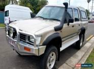 1996 Toyota Hilux SR5 Dual cab 4x4 for Sale
